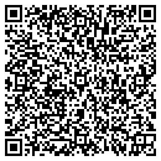QR-код с контактной информацией организации РАБИУС, ООО