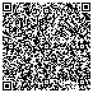 QR-код с контактной информацией организации ВЕТЕРИНАРНАЯ СТАНЦИЯ КАЛИНИНСКОГО РАЙОНА