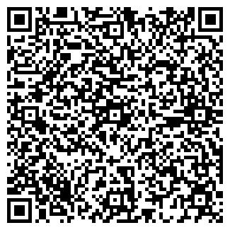 QR-код с контактной информацией организации ГАМЛЕТ ПЛЮС