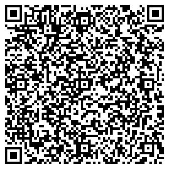QR-код с контактной информацией организации КОВРОСИТИ