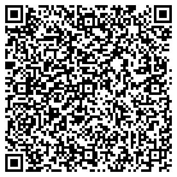 QR-код с контактной информацией организации МИНИЗООМАРКЕТ