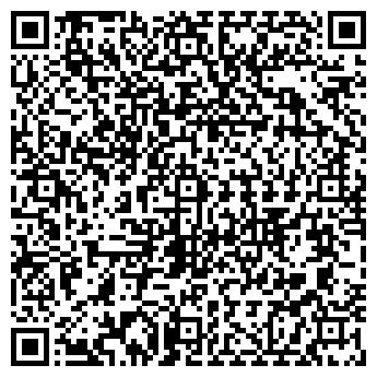 QR-код с контактной информацией организации ПЛЮС-ЭКСПРОМТ