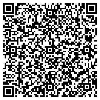 QR-код с контактной информацией организации СЕВЕР+, ЗАО
