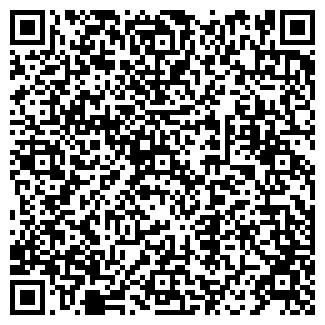 QR-код с контактной информацией организации ОКНА PRO