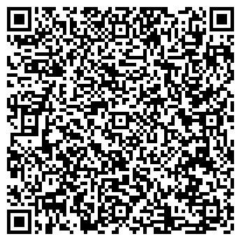 QR-код с контактной информацией организации МЕГАПОЛИС НЕДВИЖИМОСТЬ ГАЗЕТА