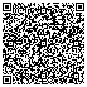 QR-код с контактной информацией организации КОНКУРЕНТ ХОЛДИНГ, ЗАО