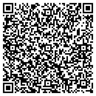 QR-код с контактной информацией организации АВАНГАРД +
