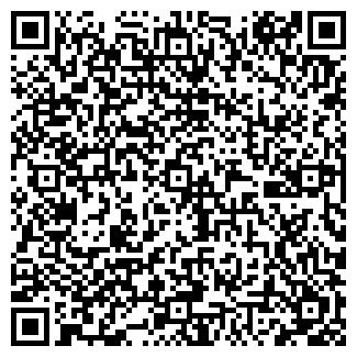 QR-код с контактной информацией организации HAIR TALK