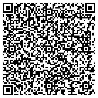 QR-код с контактной информацией организации TRANSTOURSAVIA