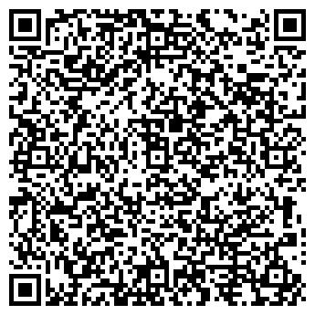 QR-код с контактной информацией организации ПРОЦЕСС, ЗАО