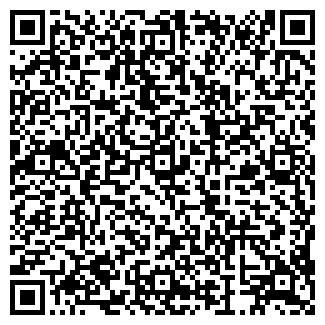 QR-код с контактной информацией организации MON AMI