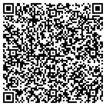 QR-код с контактной информацией организации СЕВЗАПКИНО, АНО