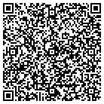 QR-код с контактной информацией организации НЯНЮШКА ИРЭНА