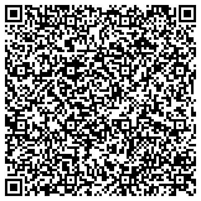 QR-код с контактной информацией организации Городской наркологический центр медико-социальной коррекции