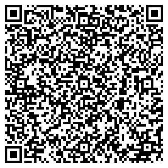 QR-код с контактной информацией организации ЭДЕЛЬВЕЙС ДОМ ПЕЧАТИ ТОО