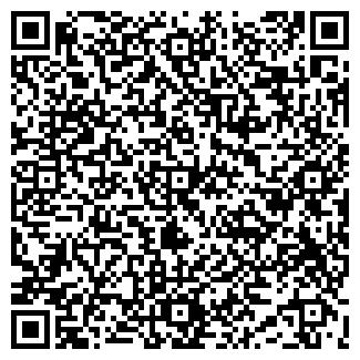 QR-код с контактной информацией организации ЗАО МАТЕРА