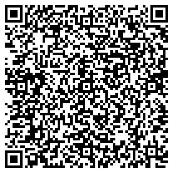 QR-код с контактной информацией организации ИНТЕРФРОСТИ