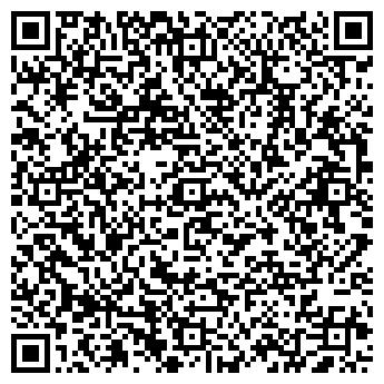 QR-код с контактной информацией организации АВВА-ЛЭНД