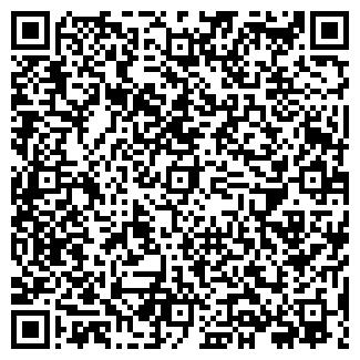 QR-код с контактной информацией организации ГАЛАКС НТО