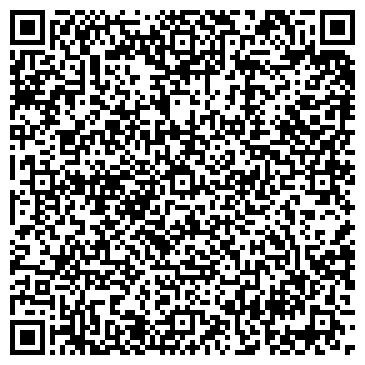 QR-код с контактной информацией организации ТРИУМФ ХУДОЖЕСТВЕННАЯ МАСТЕРСКАЯ