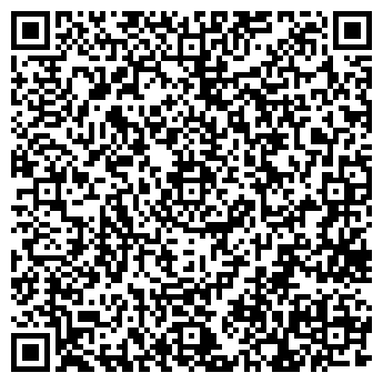 QR-код с контактной информацией организации КЛУБ БАЗАР