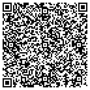 QR-код с контактной информацией организации UNITED CLUB