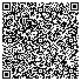 QR-код с контактной информацией организации КЛУБ АЙКИДО