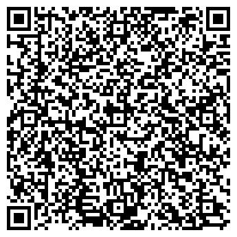 QR-код с контактной информацией организации ЛАУН-ТЕННИС КЛУБ
