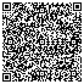 QR-код с контактной информацией организации СПАРТАК-ФИТНЕСС