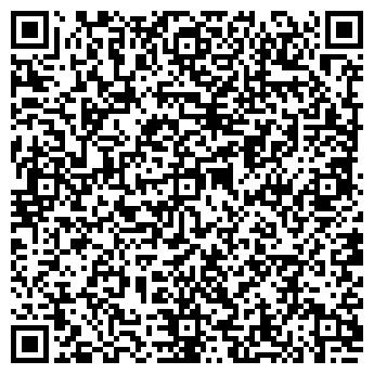 QR-код с контактной информацией организации ФИТНЕС-КЛУБ
