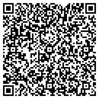 QR-код с контактной информацией организации РОДЕО-ДРАЙВ