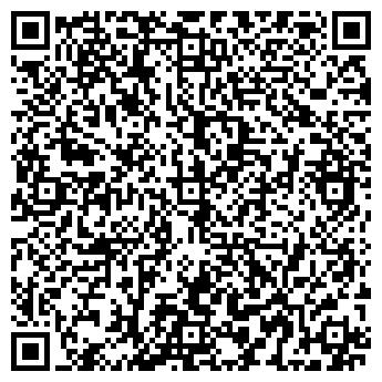 QR-код с контактной информацией организации ЦЕНТР ПЛАВАНИЯ
