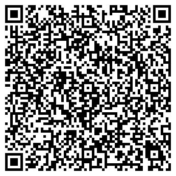QR-код с контактной информацией организации СЕТЬ АВТОШКОЛ 4567890