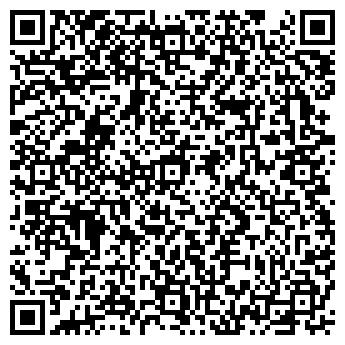 QR-код с контактной информацией организации КАРТИНГ ЦЕНТР