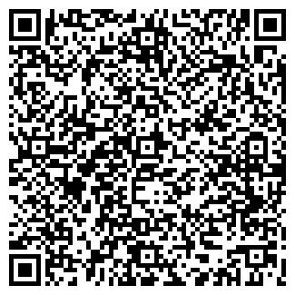 QR-код с контактной информацией организации АКВАНА