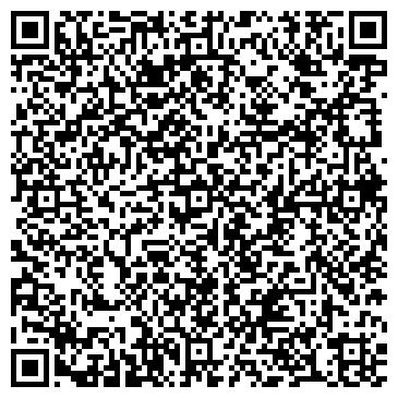 QR-код с контактной информацией организации ГАЛЕРЕЯ МАТЕРИАЛОВ