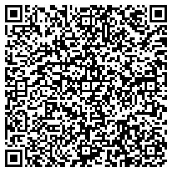 QR-код с контактной информацией организации ДОМ КНИГИ ГИППОКРАТ