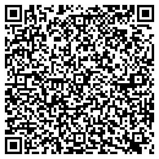 QR-код с контактной информацией организации ЦВЕТОЧКИ