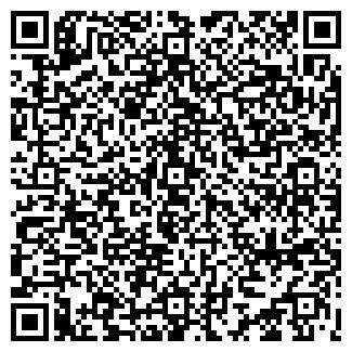 QR-код с контактной информацией организации RUDOOR