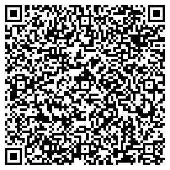 QR-код с контактной информацией организации АВТОЗАПЧАСТИ МАГАЗИН