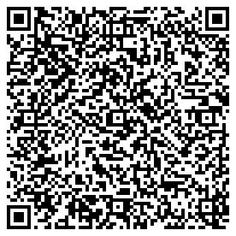 QR-код с контактной информацией организации РАВЕНСТВО-СЕРВИС, РГУП