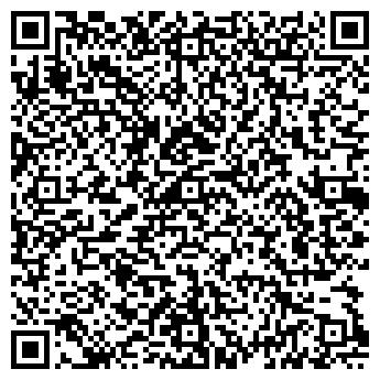 QR-код с контактной информацией организации АЛЬЯНСЛАЙН