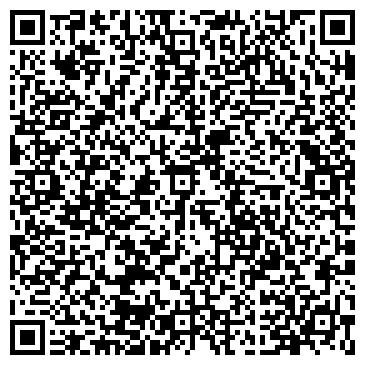 QR-код с контактной информацией организации БАХЫТ ЦЕНТР ДЕКОРАТИВНО-ПРИКЛАДНОГО ИСКУССТВА