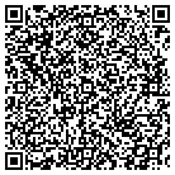 QR-код с контактной информацией организации ВТОРЧЕРМЕТ, ЗАО
