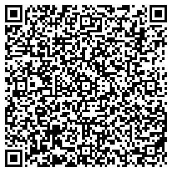 QR-код с контактной информацией организации КАС-КАД ПЛЮС, ЗАО