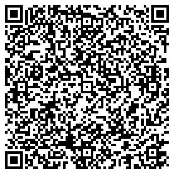 QR-код с контактной информацией организации ПЕТЕРСКАН, ЗАО