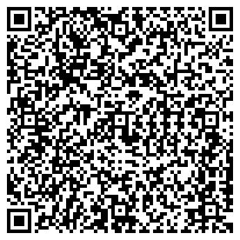 QR-код с контактной информацией организации ИНТЕХСТАЛЬ, ЗАО