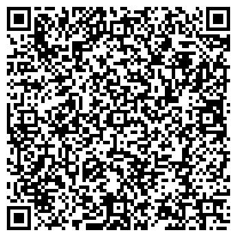 QR-код с контактной информацией организации АТОМ ДИЗАЙН