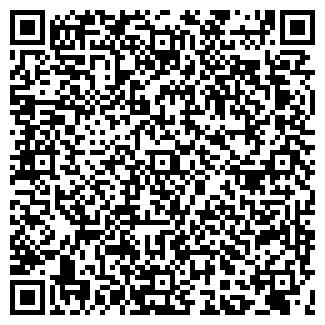 QR-код с контактной информацией организации КАРЬЕРА+