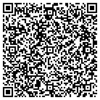 QR-код с контактной информацией организации ТРАТТОРИЯ